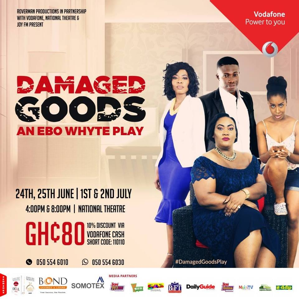 Damaged Goods premiered: Roverman touts Vodafone's 'generous' support