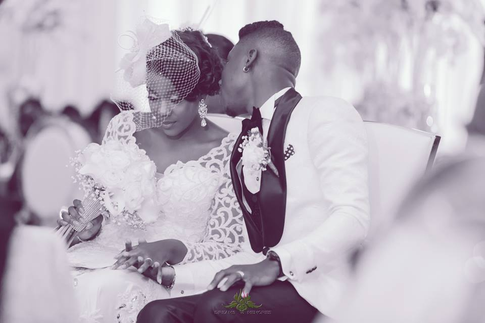 How Stonebwoy Tried To Keep His Wedding a Secret