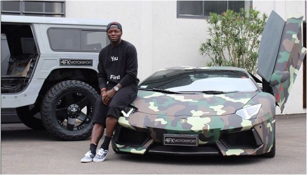 Sulley Muntari arrested in Italy over unpaid car rental fees