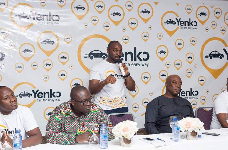Now Ghanaians Can Get A Taxi With A Simple App They Can Call Their Own