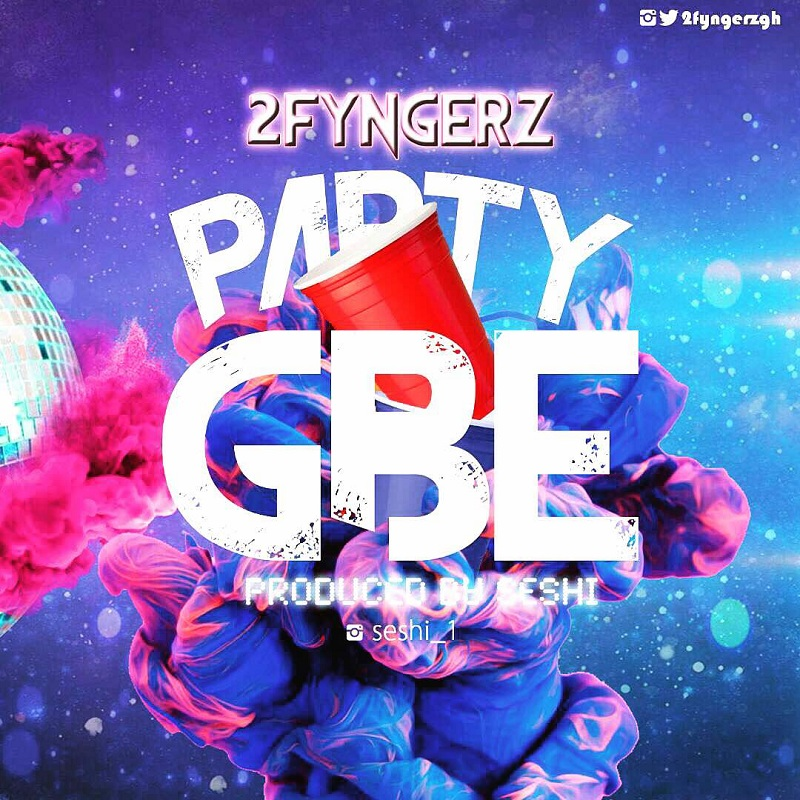 LISTEN UP: 2Fyngerz premieres 'Party Gbe