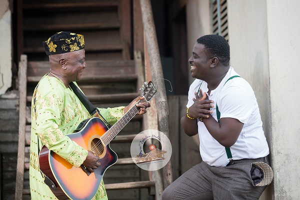 "WATCH: Kumi Guitar premieres  ""Dream"" Starring Nana Ampadu, Charles Amoah, Pat Thomas And Zapp Mallet"