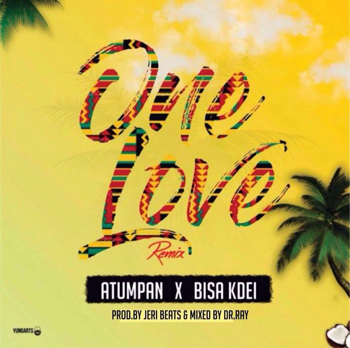 LISTEN UP: Atumpan features Bisa Kdei on remix of 'One Love'