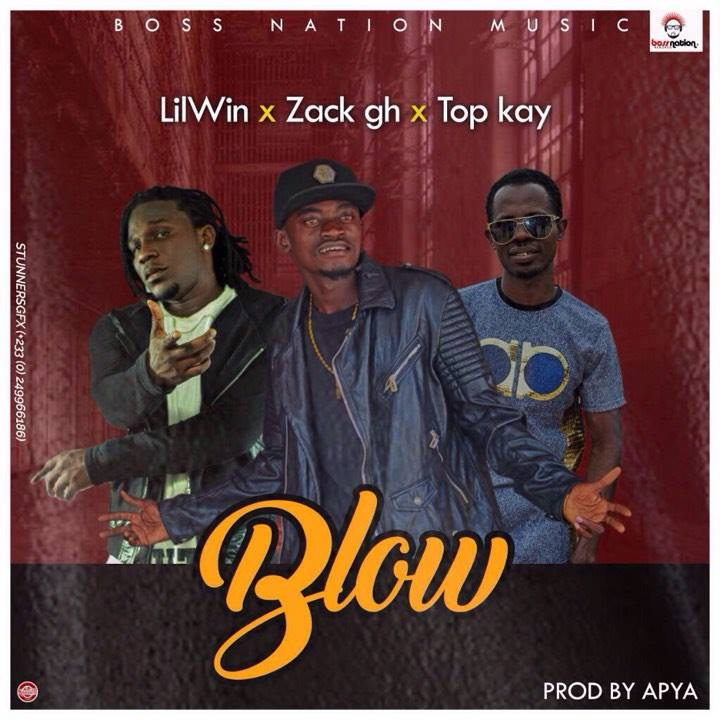 LISTEN: Lil Win features Top Kay and Zack on 'BLOW'