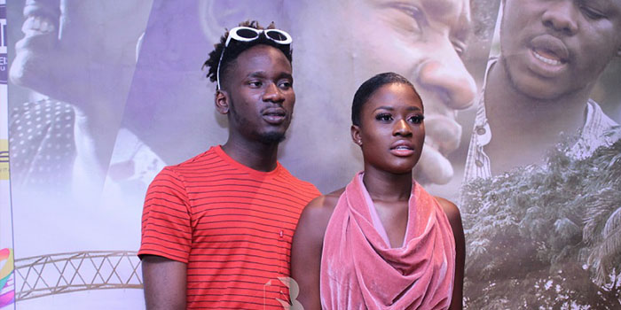 WATCH: Mr Eazi Premieres visuals of 'Tilapia' featuring Medikal