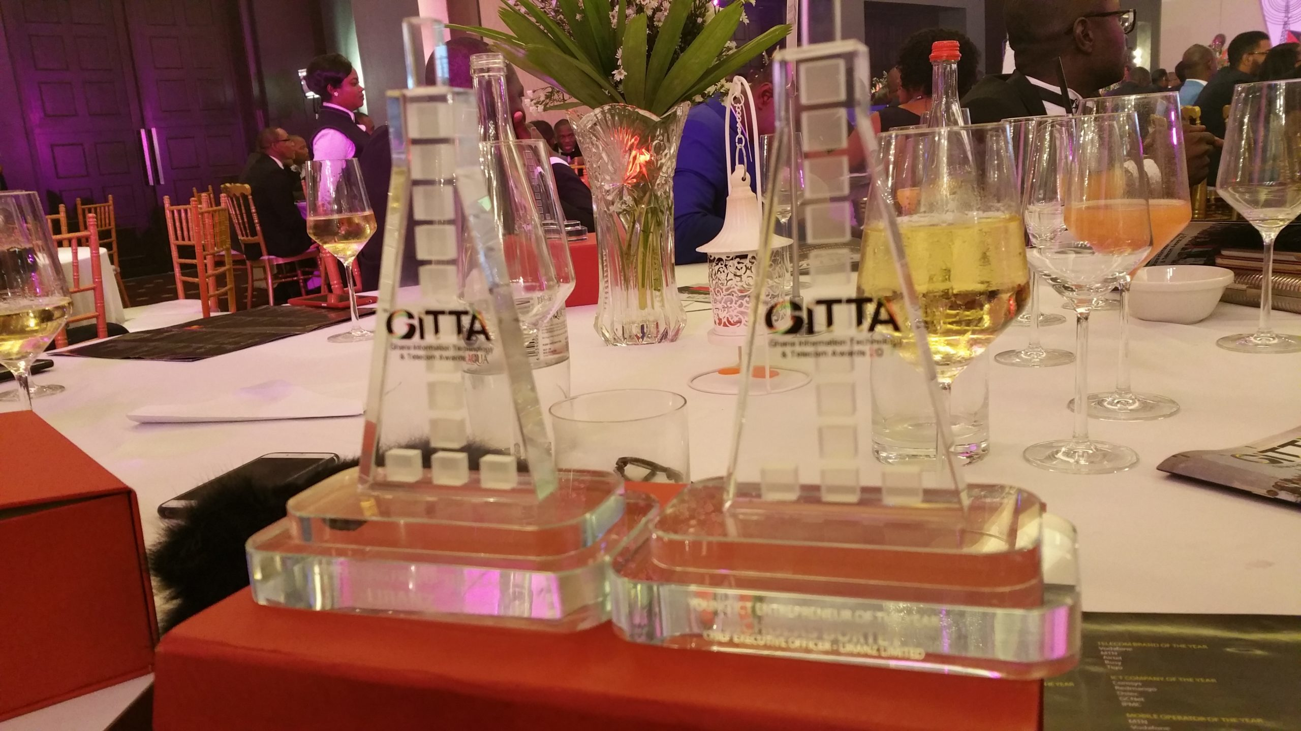 Double Joy As Liranz Wins Big At GITTA 2017