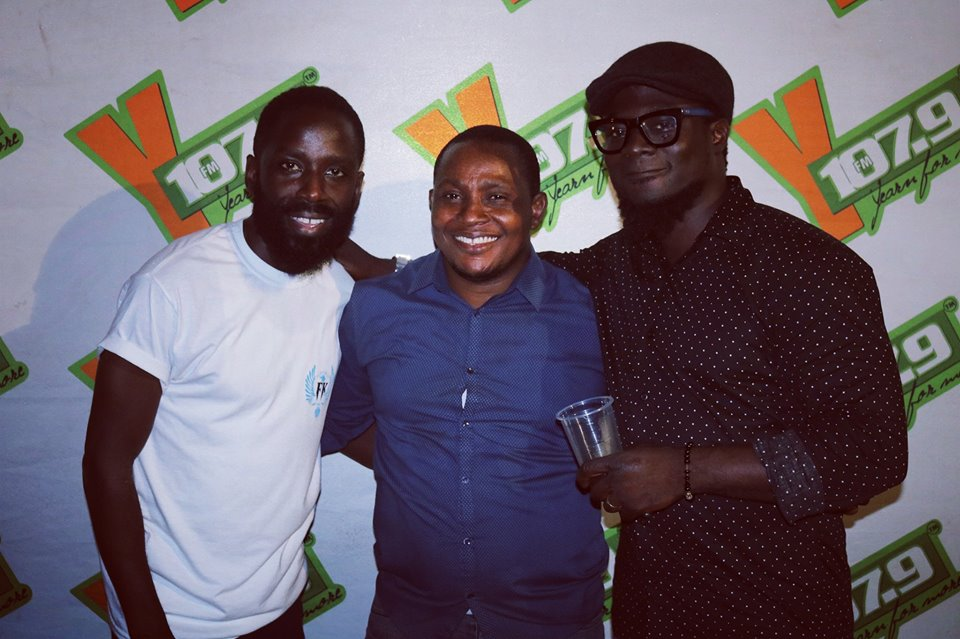 PHOTOS: YFM Superstars storm plot 7 nightclub
