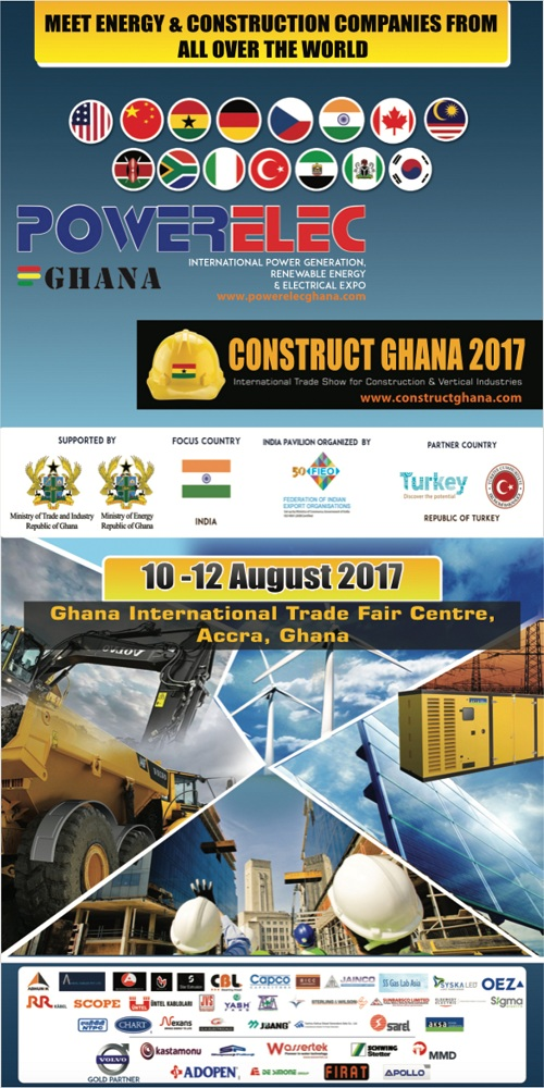 International Exhibition On Power And Construction To Be Held In Accra