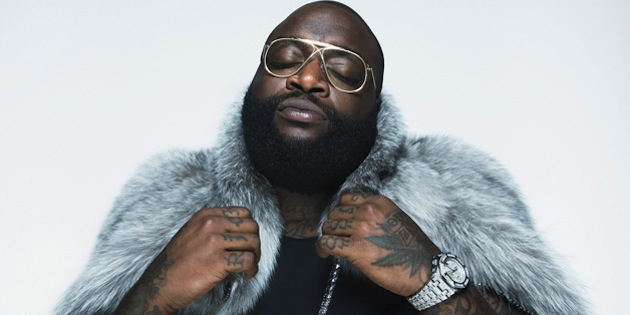 "Rick Ross Says He's Never Signed A Woman Because They'd ""End Up Banging"""