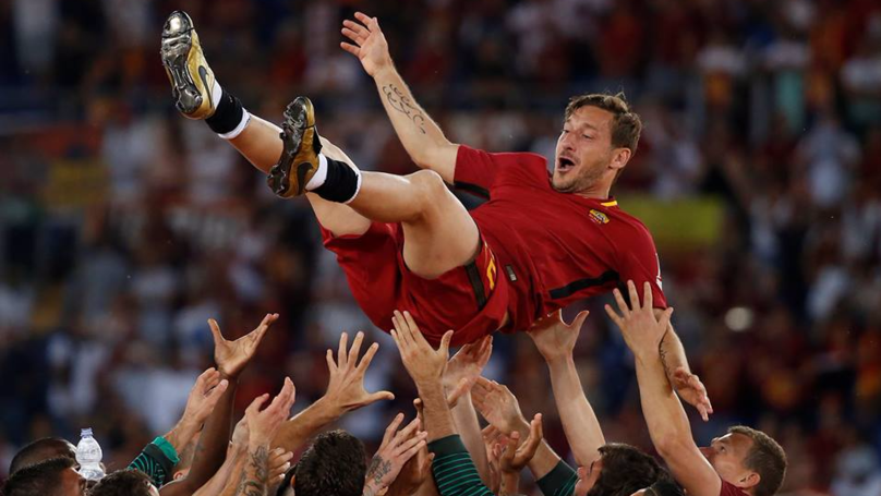 Francesco Totti Officially Retires From Playing Football