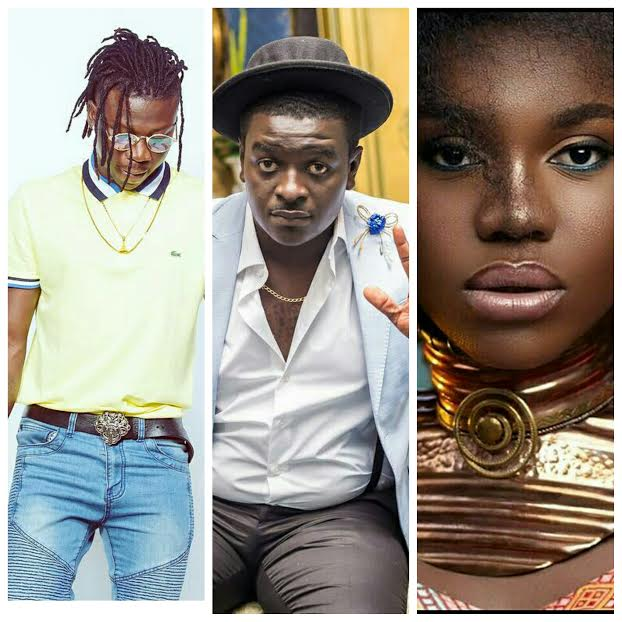 Stonebwoy, Becca, Kumi Guitar & More Nominated For The 2017 Ghana Music Awards UK