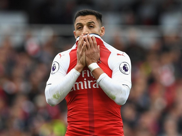Arsenal accept Manchester City's £60million offer for Alexis Sanchez