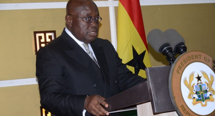 "Akufo-Addo To ""Deal"" With Charlotte Osei Impeachment Petition Today"