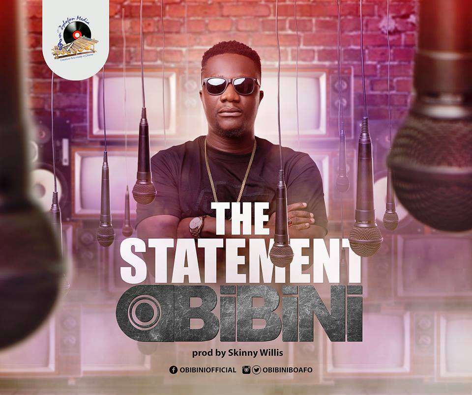 "WATCH: OBIBINI's  First "" STATEMENT"" Under Zylofon Music"