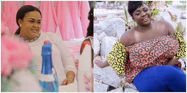 Vivian Jill Lawrence Stopped Me From Aborting My Son – Tracey Boakye Confesses