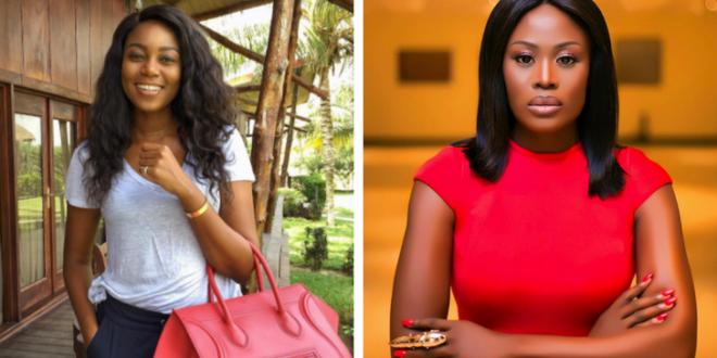 Slay Queen Nana Akua Addo Slams Yvonne Nelson