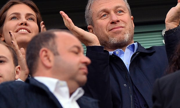 Chelsea FC owner Roman Abramovich and wife Dasha Zhukova to split