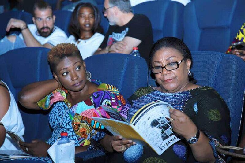 First Lady Graces Black Star International Film Festival 2017