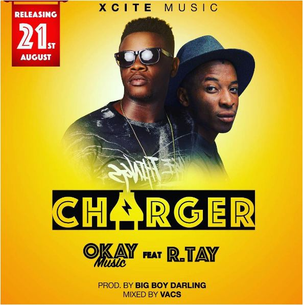 LISTEN UP: Okay Music premieres 'Charger'