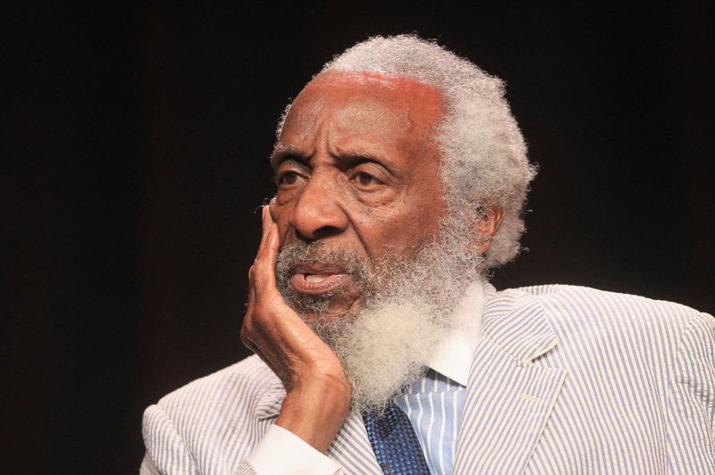 Comedian And Civil Rights Activist Dick Gregory Dies At 84