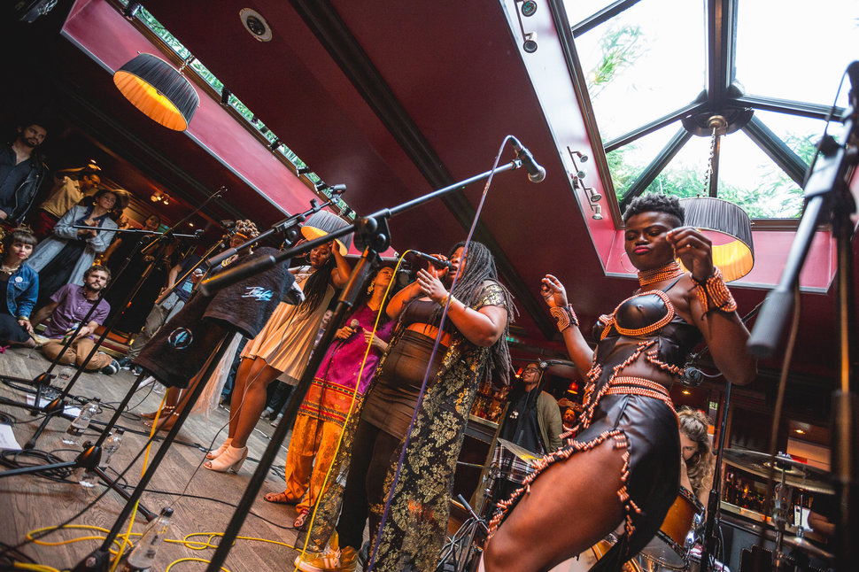Meet GRRRL: The All-Female International Band Using Music To Create Change