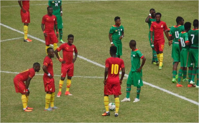 Ghana fail to make it to CHAN 2018 after losing to Burkina Faso