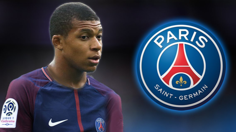 Kylian Mbappe's Move To PSG Agreed As Loan