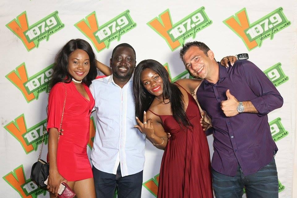 PHOTOS: YFM's Top DJs Storm Plot 7 Night Club