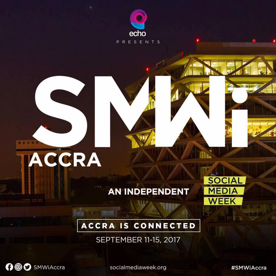 Social Media Week Comes To Ghana; Accra Is Finally Connected