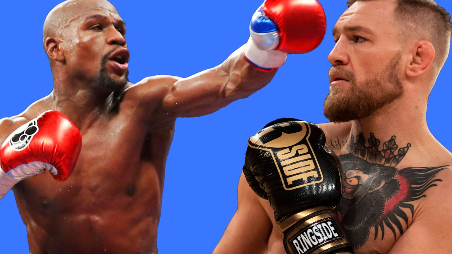 WATCH HIGHLIGHTS: Floyd Mayweather Jr. vs. Conor McGregor
