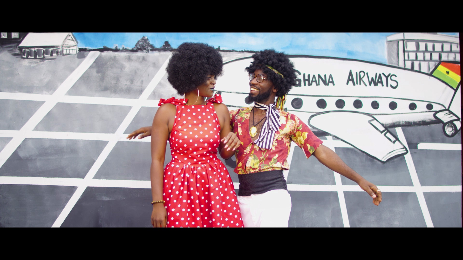 WATCH: Bisa Kdei premieres 'Sister Girl'