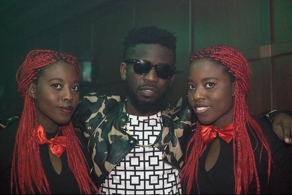 Watch: Bisa Kdei receives amazing chant from Australian fans
