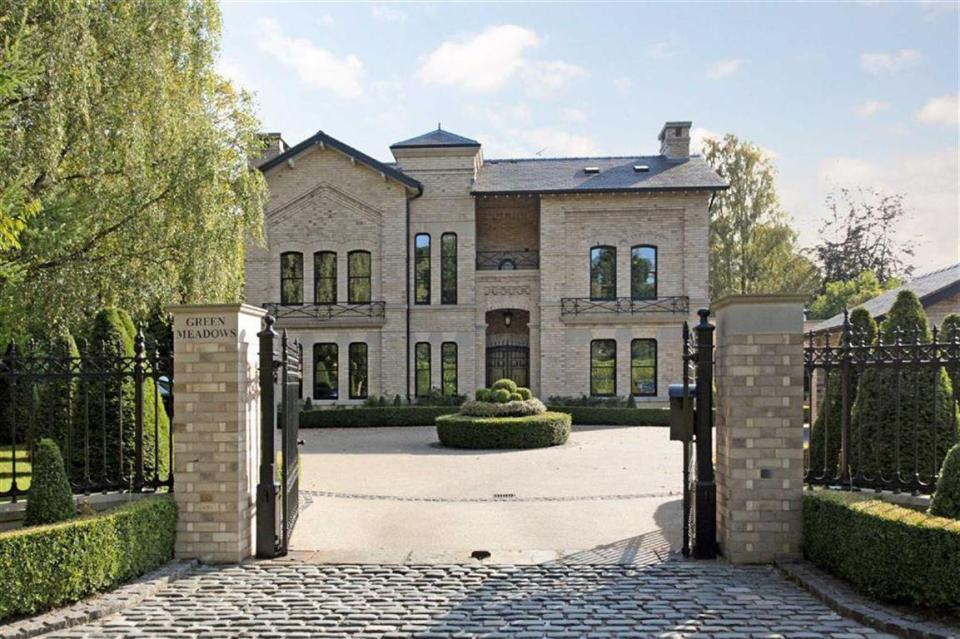 Zlatan's Mansion Has Gone On Sale For £5million And It's Exactly What You'd Expect