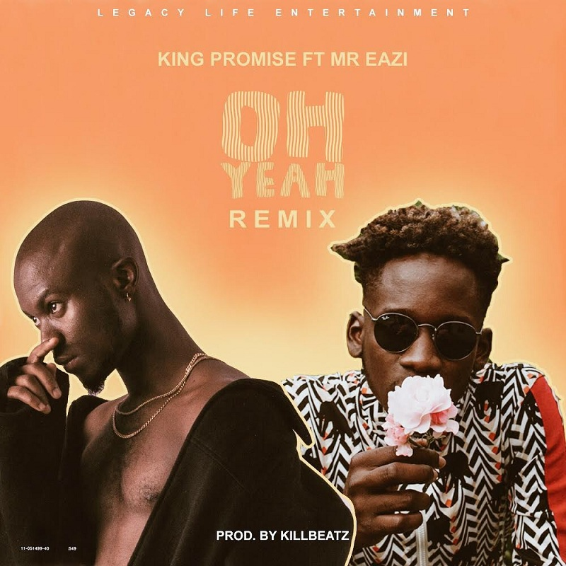 Listen Up: King Promise features Mr. Eazi on 'Oh Yeah' remix