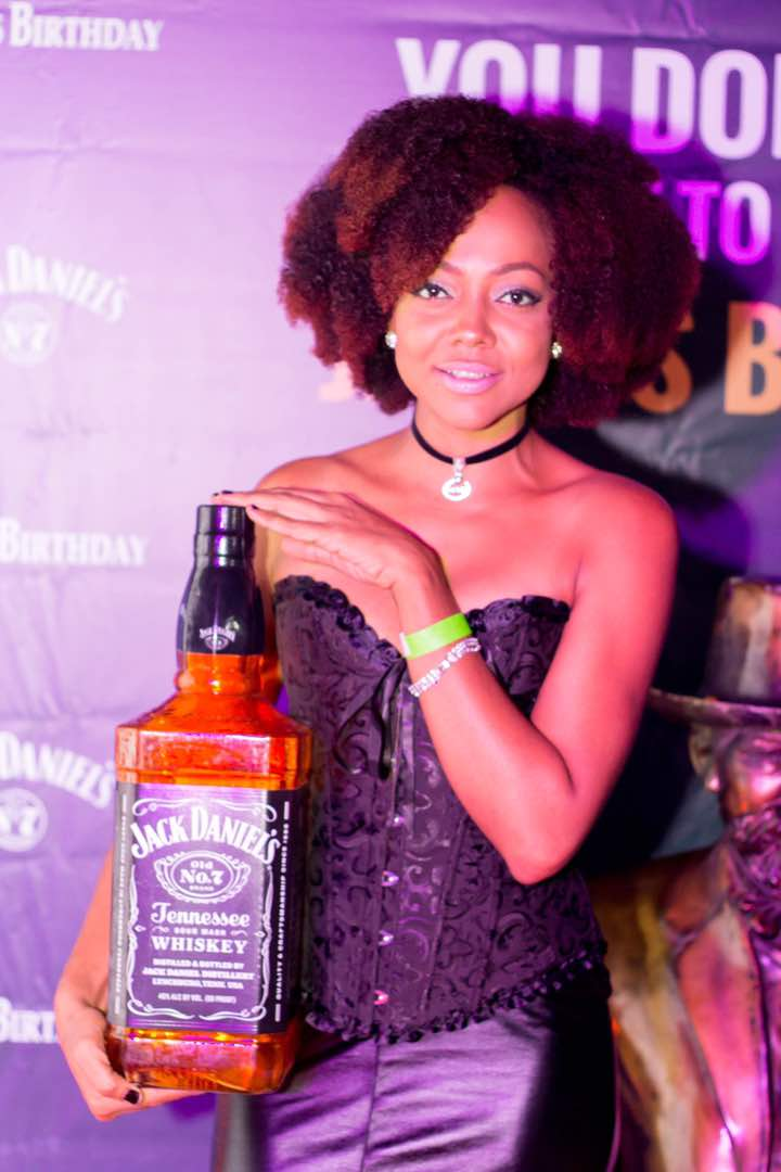 Nikki Samonas and Jasmine Baroudi Celebrate With Jack Daniels