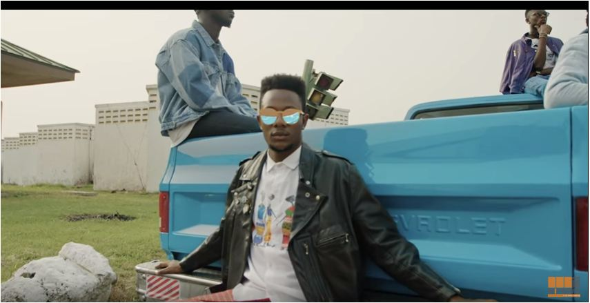 YFM's Official KWAME featured in Sarkodie's OverDose video off the #Highest album