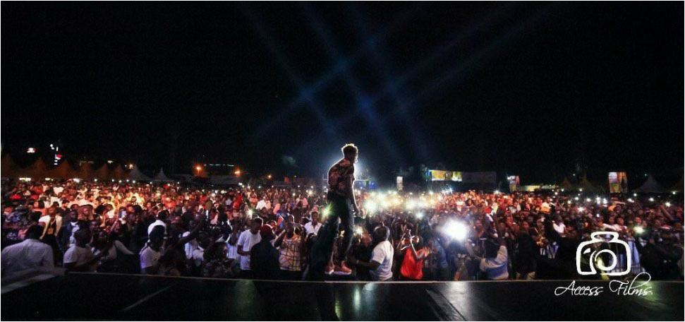 From Accra To Kampala, the Shut Down King, DJ Mic Smith Shuts Down Uganda at Epic Concert