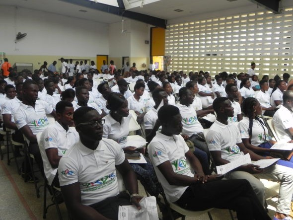 Ford Foundation partners Youth Empowerment Synergy towards youth leadership development in Ghana