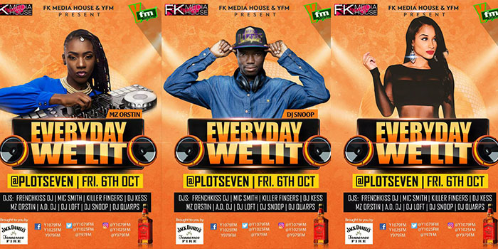 YFM and FK Media House to Light UP Plot 7 with 'Everyday We Lit'