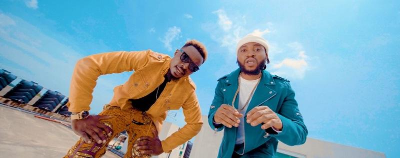 "Gallaxy premieres video for ""My prayer"" featuring Kofi Kinaata"