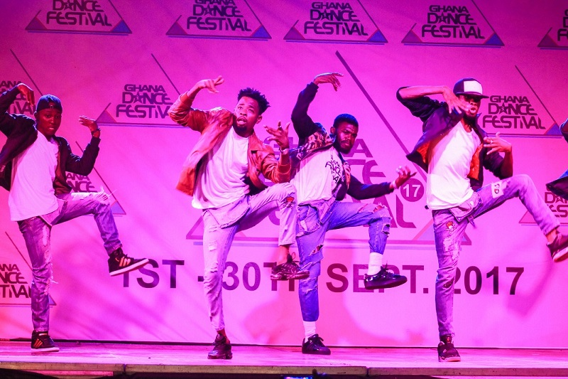 Battle in the Ring: A Good Wrap for Ghana Dance Festival 2017