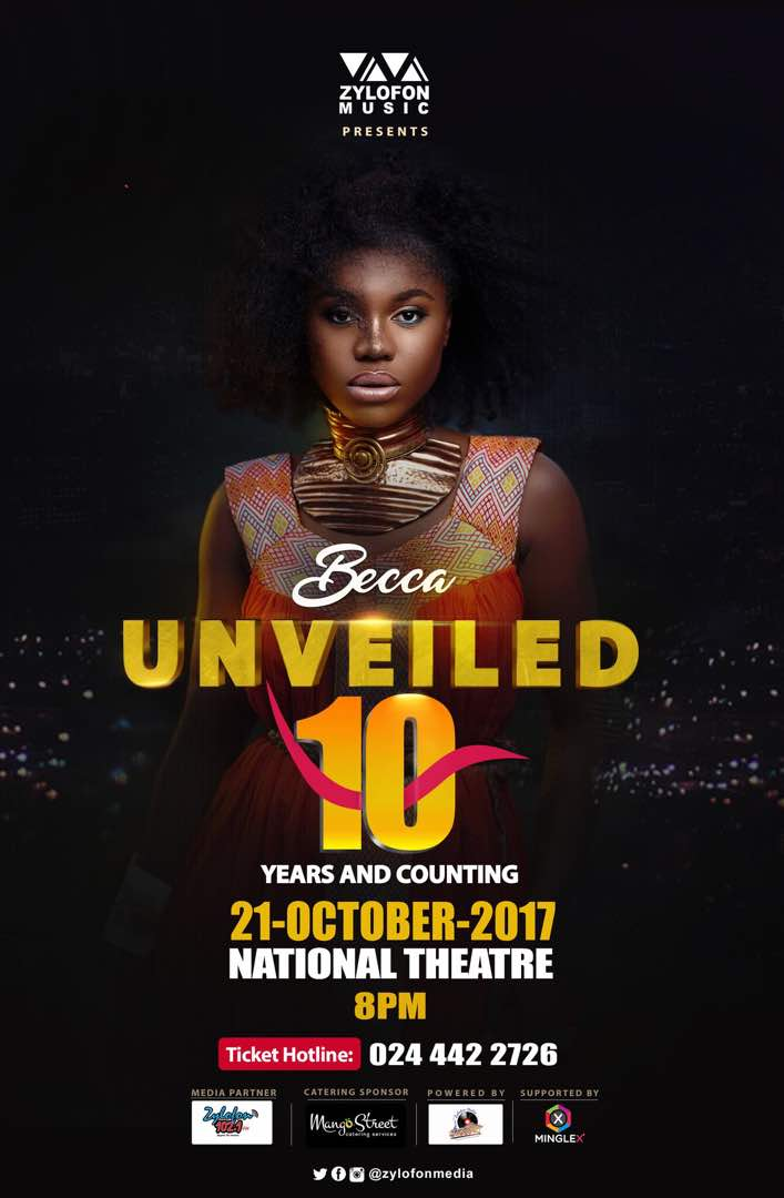 "Becca to Celebrate 10 Years With More Than 20 Artistes at ""Becca @ 10 Concert"""