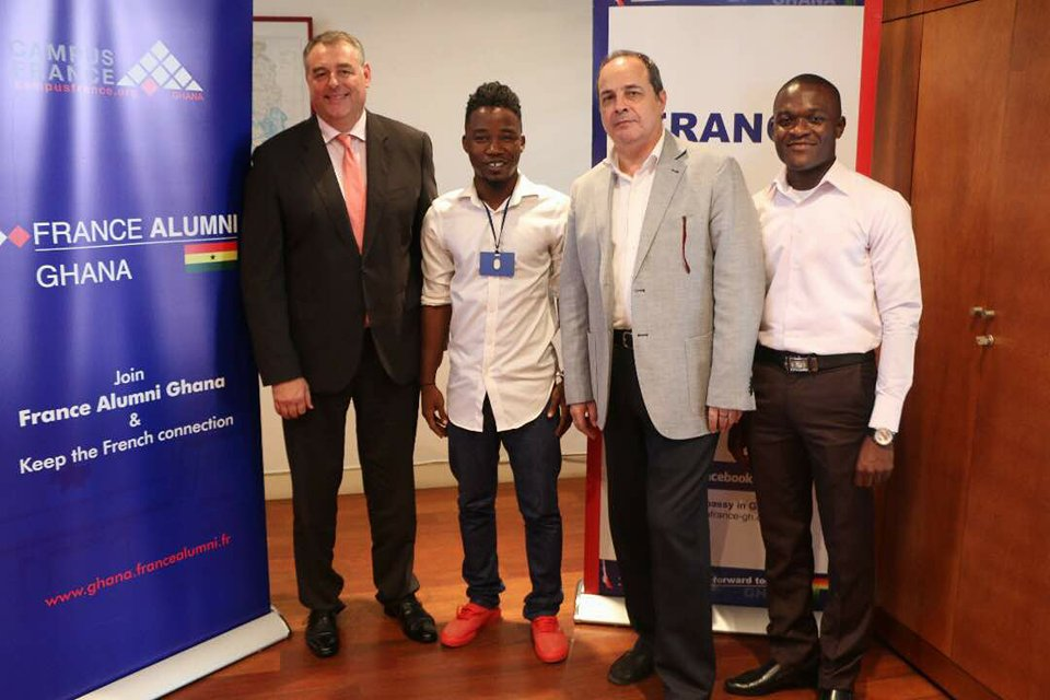 Study in France Fair 2017 To Be Held In Accra And Kumasi In October 2017