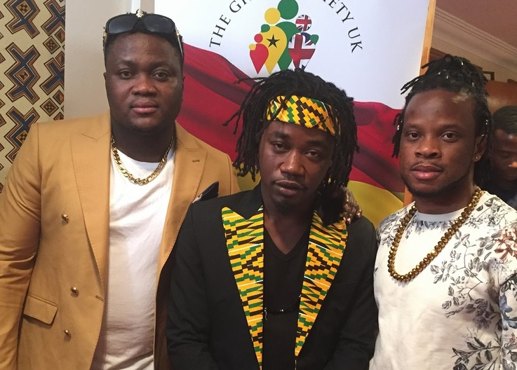 Joel Orleans attends the annual Kente Gala in UK