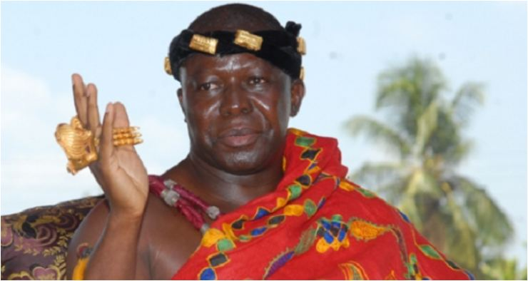 Otumfuo's diplomatic passport had expired when he gave out £350,000 - bank