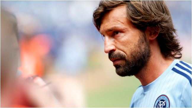 Andrea Pirlo Announces His Retirement From Professional Football