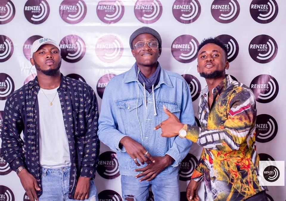 Photos: Renzel Music Taking Over Ghana Music Industry with These Artistes