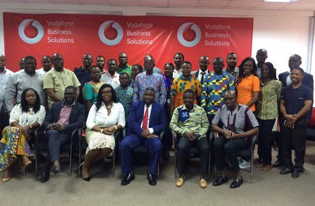 Vodafone, CEIBS Partner to Help SMEs