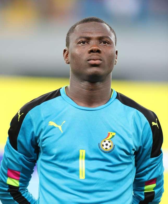 Meet Ghana's 14-year-old safest pair of hands Danlad