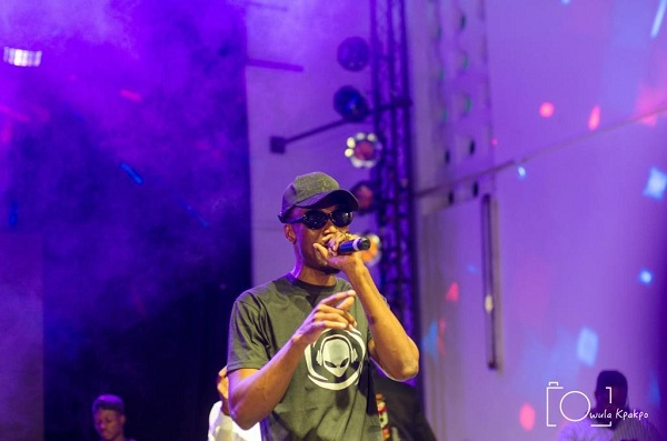Photos: E.L, Edem, Joey B, Stargo, others thrill fans at the BAR 4 concert